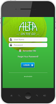 ALTA On The Go Mobile Image